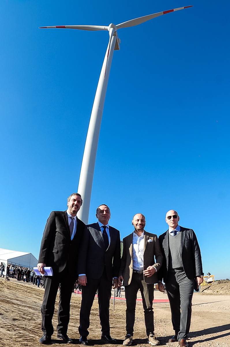 FIRST WIND PARK TO BE OPENED IN SERBIA