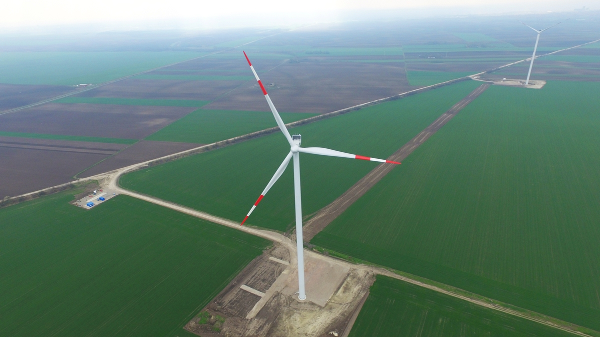 We are planning new investments in wind farms in Serbia