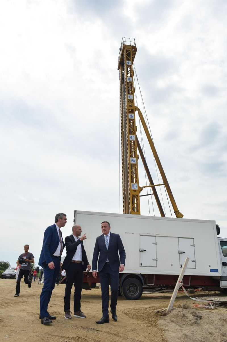 Construction of the third wind farm in Vršac has started