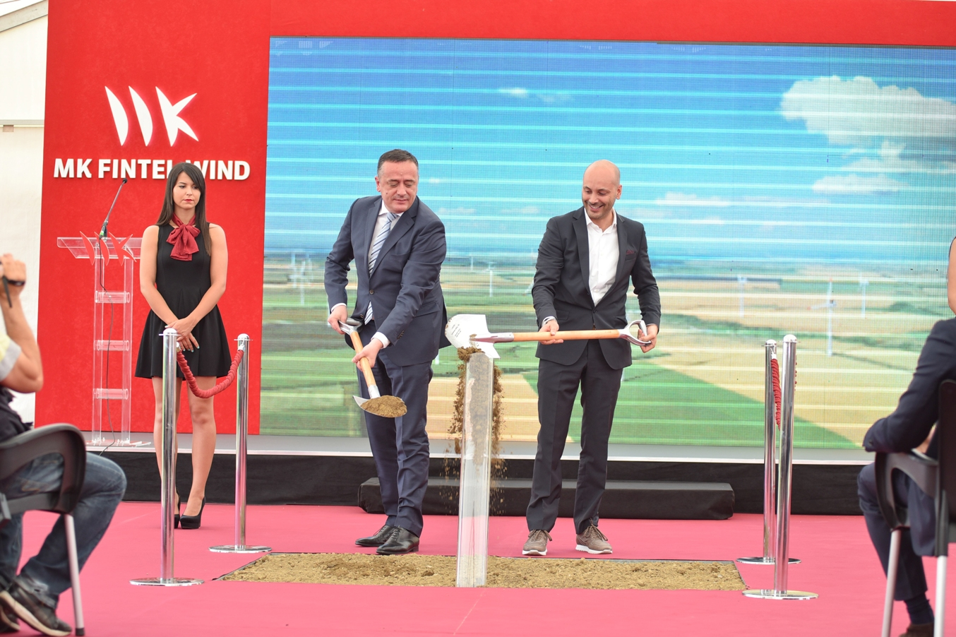 Construction of the wind farm Košava near Vršac has started - The first phase of the project worth 124m EUR
