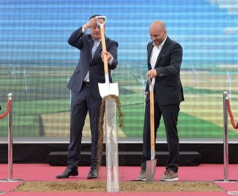 Serbia's MK Fintel Wind Starts Construction of Third Wind Farm